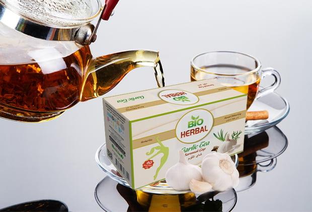 Билкови чайове